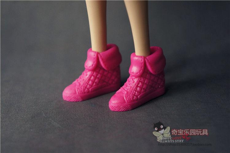 New Shoes For Barbie font b Doll b font 1 6 Combination promotion