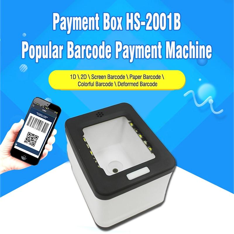 controle de acesso movel da caixa de pagamento do leitor do codigo de barras 2d qr