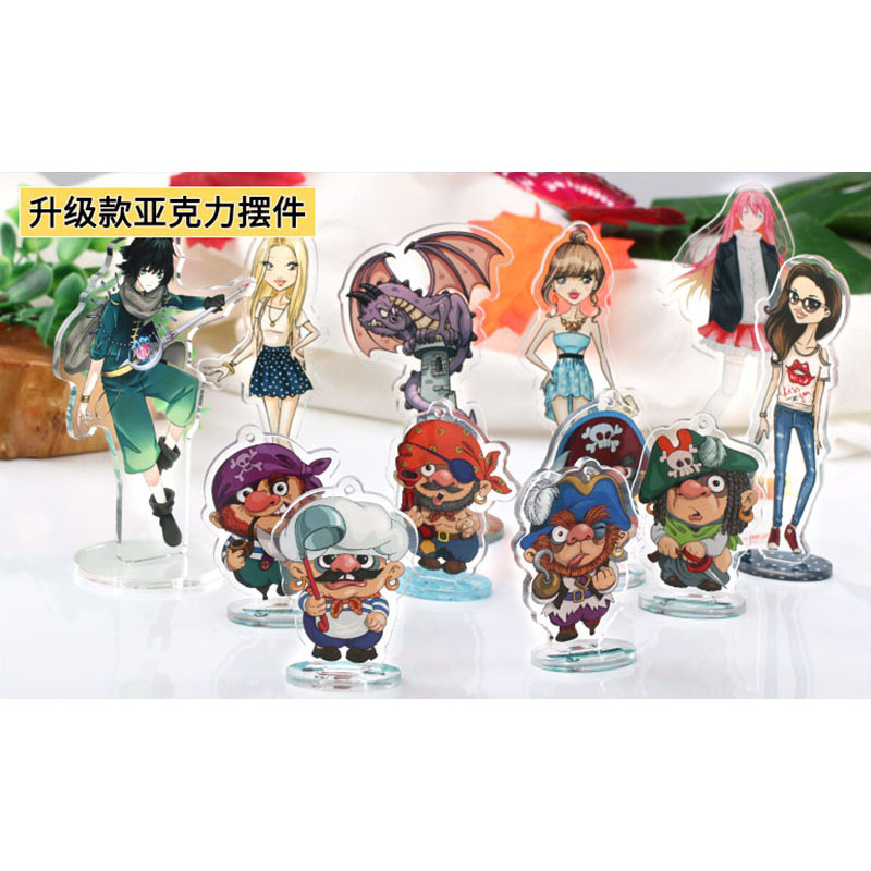 top 10 largest custom acrylic charms clear list and get free