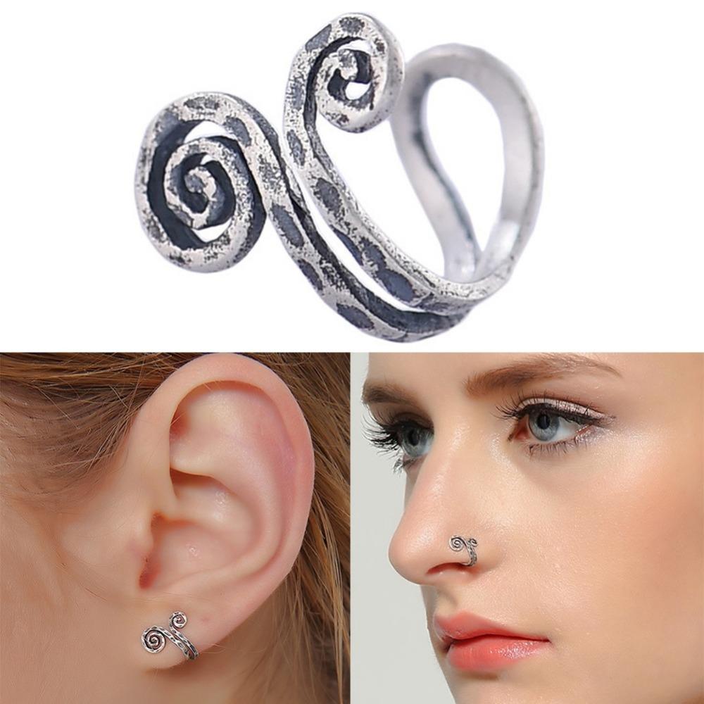 popular vintage nose rings buy cheap vintage nose rings