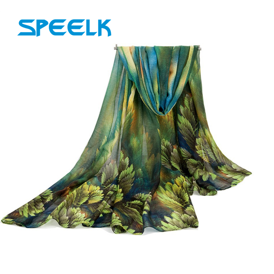 New Winter Coral Flower Scarves Women Warm Bali Yarn Cotton Shawl And Wraps Lady Fashion Long Scarf Wholesale