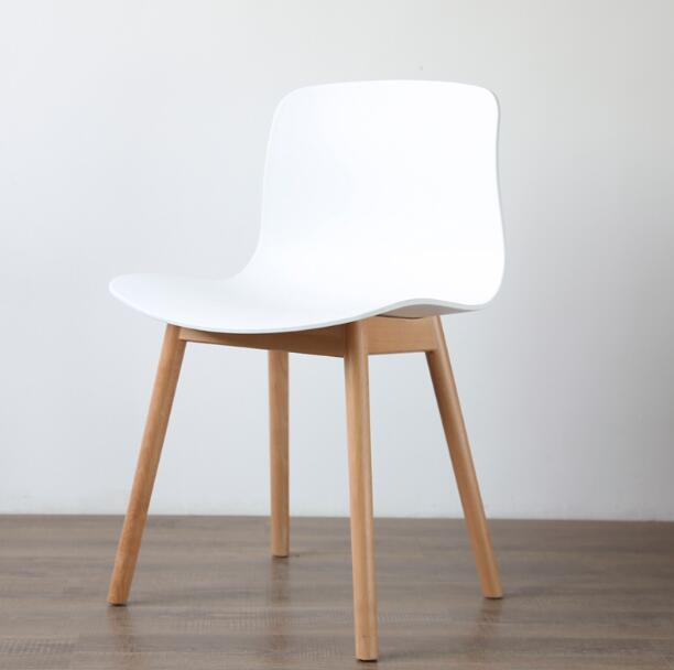 YINGYI Free Shipping PP Plastic Dining Chair Without Arms High Quality