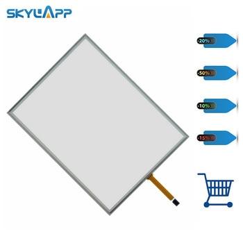 Skylarpu 15 zoll 4 draht 322*247mm 322mm * 247mm Resistiven Touchscreen Digitizer für bargeld register warteschlangen maschine Kostenloser versand
