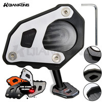 FOR KTM 1050 1090 1190 1290 Adventure Motorcycle Aluminum Foot Side Stand Enlarger Extension Kickstand Customized
