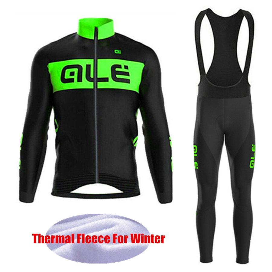 Road font b Bicycle b font Race Pro Team Thermal Fleece font b Cycling b font