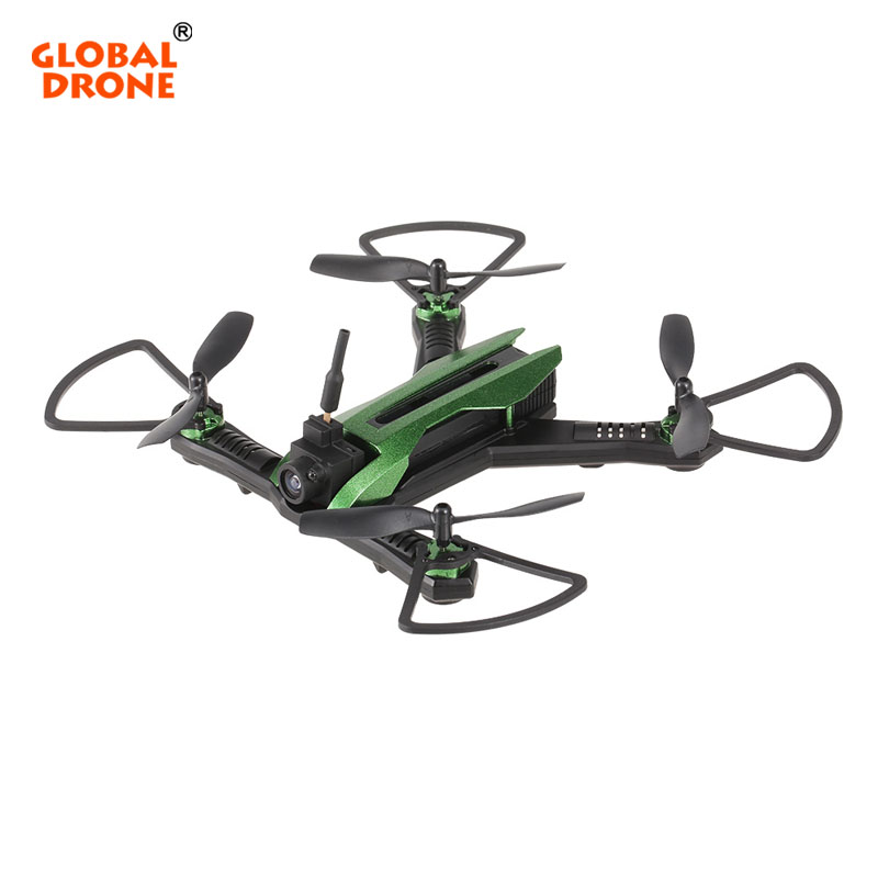 Global Drone H825 RC Helicopter 6-Axis Gyro 5.8GHz Wifi FPV Racing Drone With Camera HD Wide Angle High Speed Quadcopter 100% original new runcam 2 fpv hd camera av out fpv camera runcam2 1080p 120 angle wifi for walkera qav250 rc racing drone