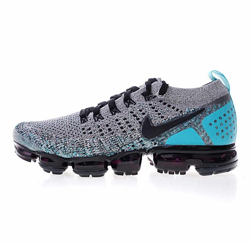d68d1d902a ... Nike Air Vapormax Flyknit 2.0 Men's Running Shoes, Shock Absorption  Breathable Lightweight Non-slip ...