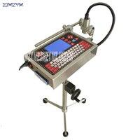 A180 F Inkjet Printer Continuous cij Inkjet Expiry Date Printing Machine Flatbed Printer Precision Printing 200DPI 110 240V/100W