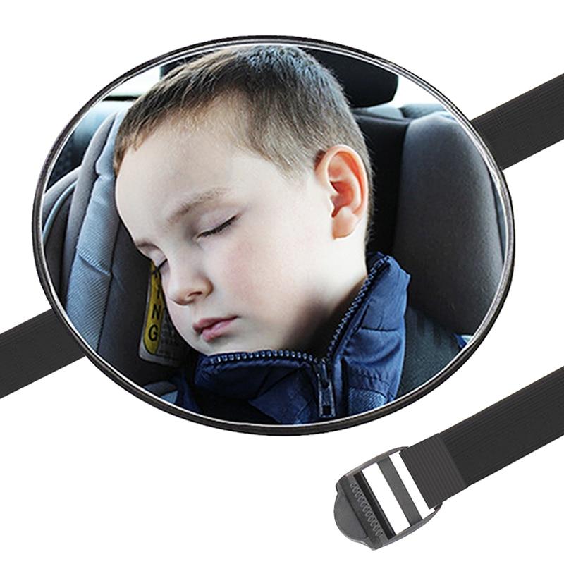Spiegel Baby Auto.Us 3 59 37 Off Eafc Baby Auto Spiegel Auto Veiligheid View Achterbank Spiegel Baby Facing Achter Ward Baby Care Vierkante Veiligheid Kids Monitor