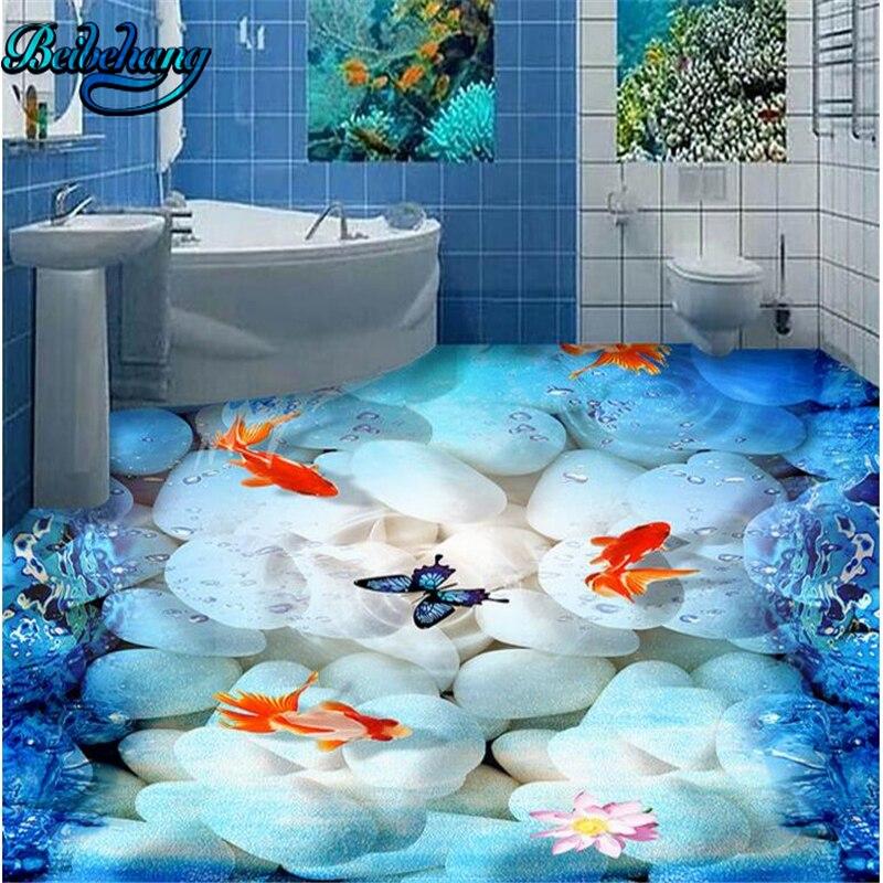 achetez en gros salle de bains papier peint peintures murales en