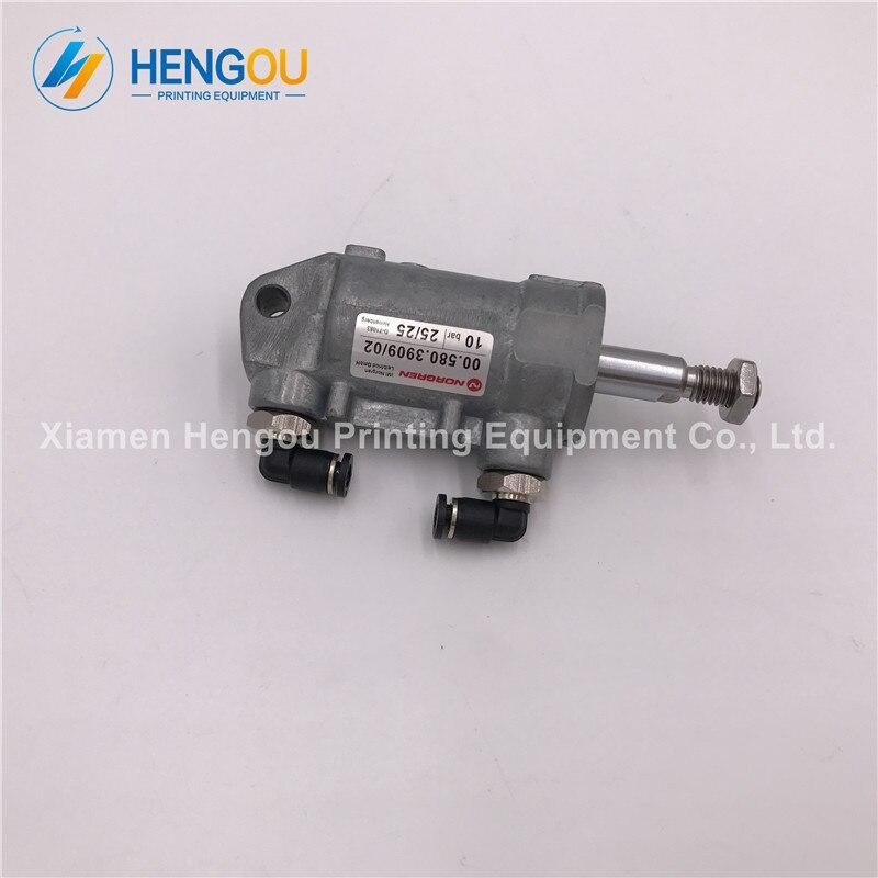 00.580.3909 offset SM52 SM74 SM102 impression machine Pneumatique cylindre D25 H25 cylindre importés
