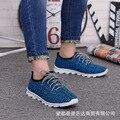Смешанные Цвета Мужская Обувь Случайные Плоские С Сетки (Сетки воздуха) Летние Повседневная Обувь