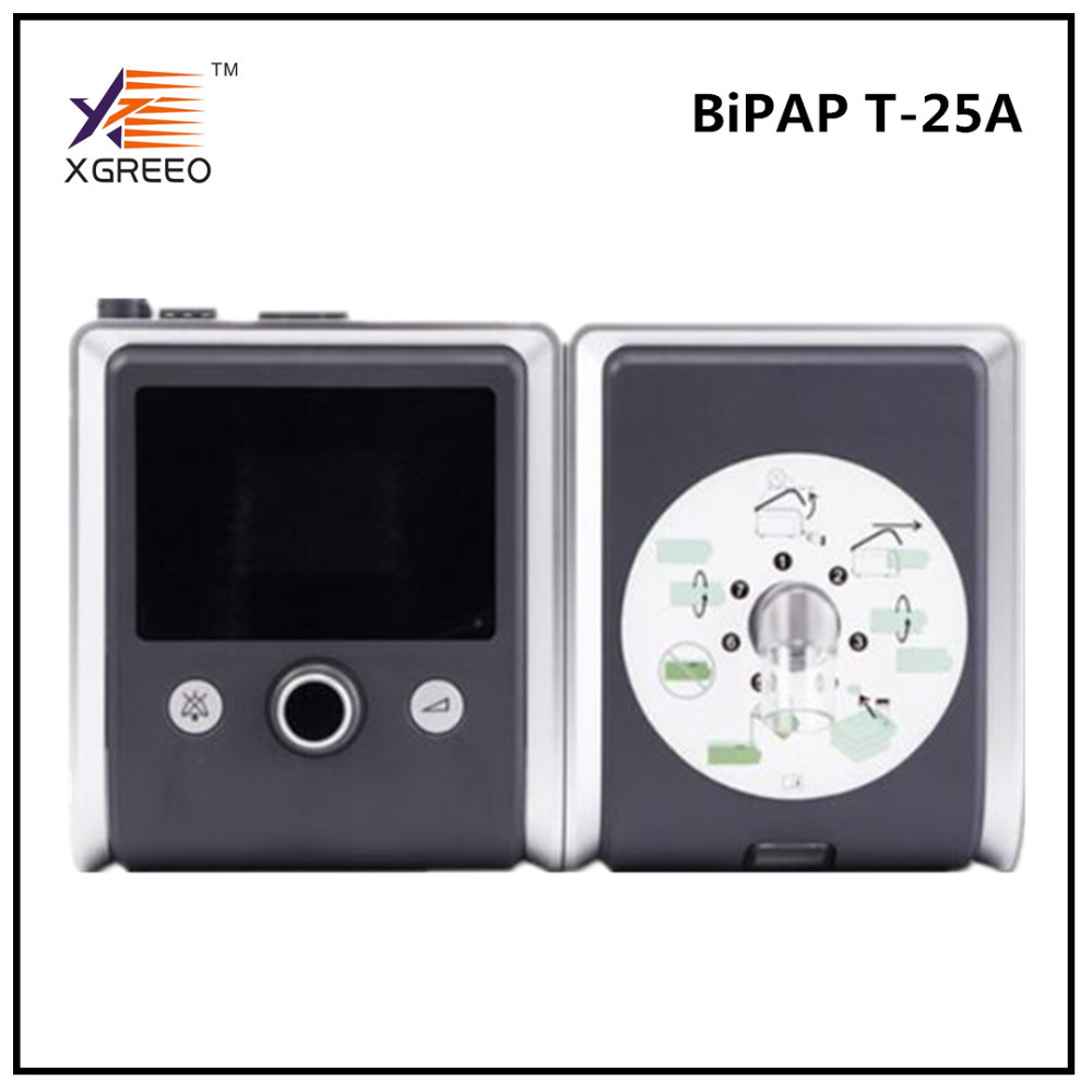 BMC XGREEO GII BPAP T-25A With Auto/S Mode Bilevel Ventilation Machine Therapy OSA COPD Syndrome Medical Clinical Device richard bromfield doing therapy with children and adolescents with asperger syndrome