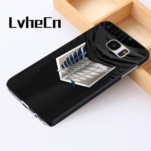 Attack on Titan Phone Case Cover For Samsung Galaxy