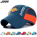 Kids Baseball Cap Basketball Snapbacks Hat Summer Quick-Drying Sun Baseball Hat Boy Girl Gorras Hip Hop Children Size 51-54cm