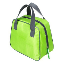 SAFEBET With pitcher picnic bag waterproof Oxford cloth insulation bag lunch bag color light green