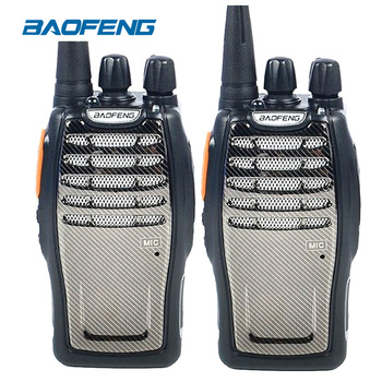 2PCS BaoFeng Pofung BF-A5 long-range wireless Portable WalkieTalkie  Professional VOX  FM Radio Function two way radio