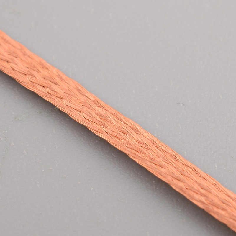1 قطعة 3.5 مللي متر 1.5 M Desoldering ل الجديل اللحيم مزيل إصلاح أداة الفتيل سلك