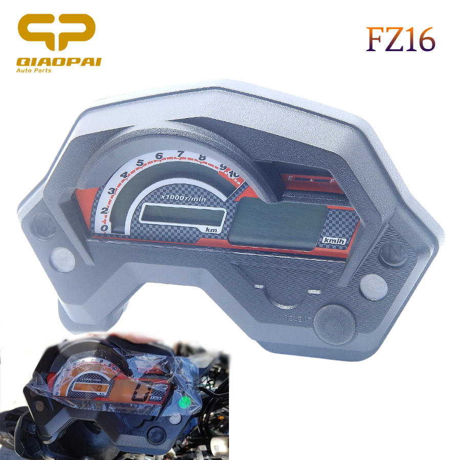 Lcd-Display-Accessories Motorcycle Speedometer Electric-Indicator Cafe Racer Digital