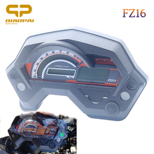 Motorcycle Speedometer Digital Universal Electric Indicator LCD Display Accessories for Cafe Racer Speedometer Yamaha FZ16 FZ 16 все цены