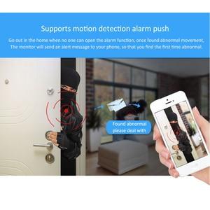 Image 3 - INQMEGA 960 P Draadloze IP Camera Gloeilamp Licht Panoramisch Fisheye Home Security Surveillance 360 Graden 3D VR k CCTV WIFI Cam