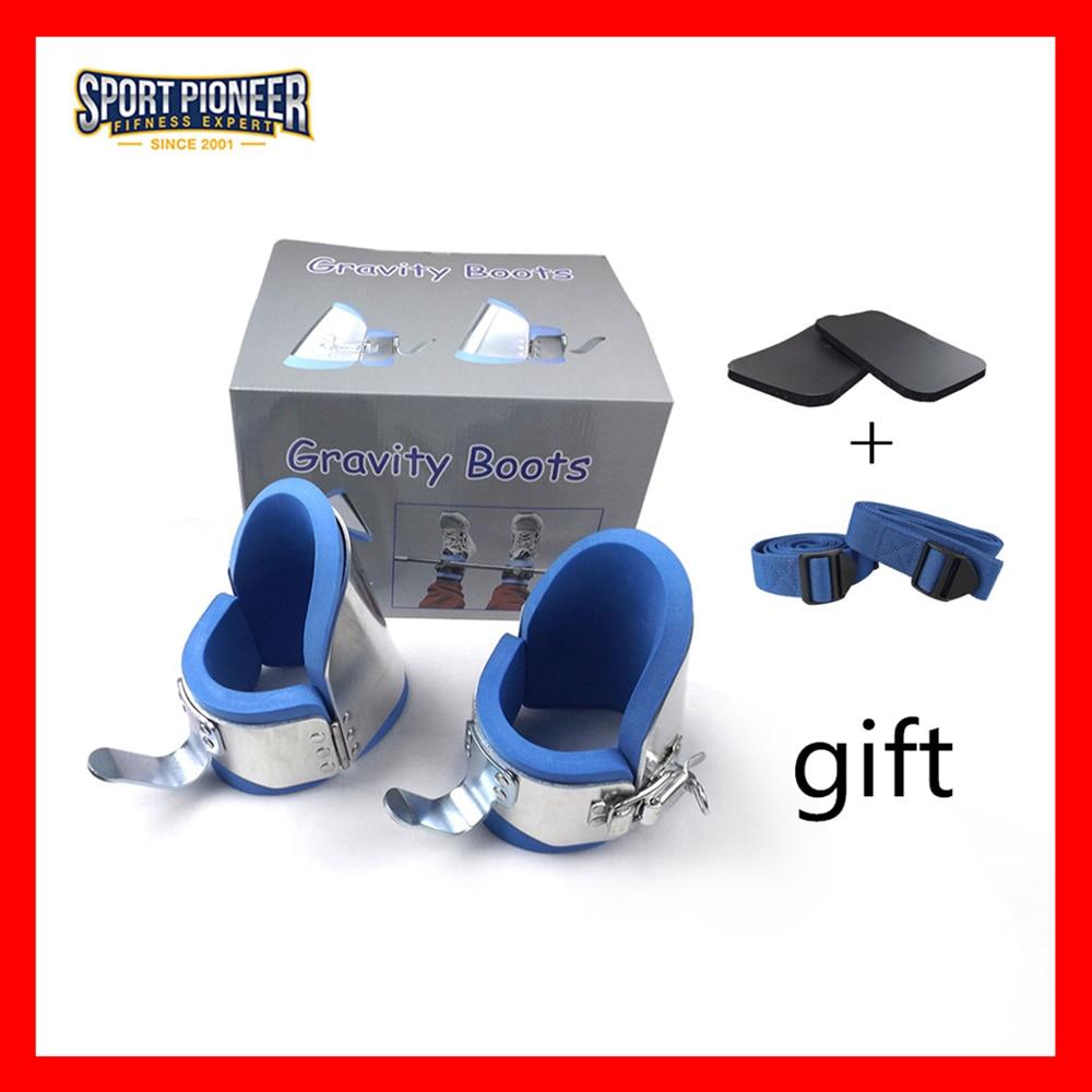 Bottes de gravité d'inversion suspendus supérieurs meilleure circulation sanguine et croissance osseuse chaussures accrochées utilisées dans l'entraînement de haute résistance