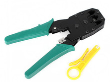 Multitool Crimper Network Wire Stripper Knife Cable Cutters Crimping Pliers Hand Tools Multifunction RJ45 RJ11