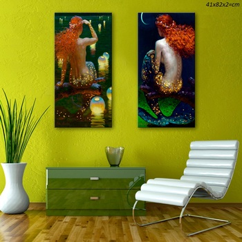 oil painting Excellent Italian businessman custom-made  handmade Modern Paintings Home living room Decor Wall Art Italy-015