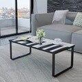 VidaXL Hohe Qualität Kaffee Tisch Mit Klavier Druck Glas Top Wohnzimmer Tisch Modernen Stil Auto Druck Schreibtisch Home Möbel-in Kaffeetische aus Möbel bei