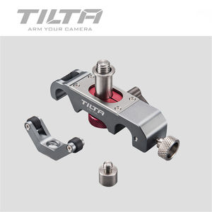 Image 2 - Tilta 15mm 렌즈 지원 LS T03 LS T05 19mm pro 렌즈는 긴 줌 렌즈 렌즈 서포터 브래킷을위한 LS T08 LS T07 지원합니다.