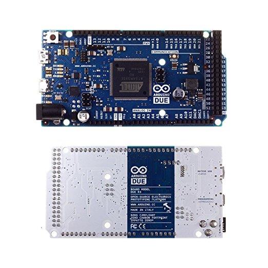 Nuevo oficial compatibles debido R3 tablero SAM3X8E 32 bits brazo Cortex-M3/Mega2560 R3 Duemilanove 2013 para Arduino DUE tablero