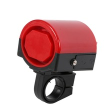 Chic Bicycle Bell MTB Road Electronic Loud Bike Horn Cycling Handlebar Alarm Ring