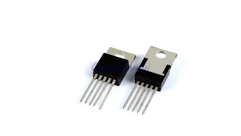 1PCS LM2576T-15//NOPB IC REG BUCK 15V 3A TO220-5 LM2576T-15 2576 LM2576