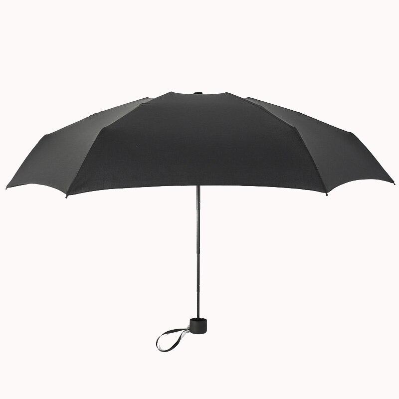 180g Small Fashion Folding Umbrella Rain Women Gift Men Mini Pocket Parasol Girls Anti UV Waterproof Portable Travel UMBRELLAS in Umbrellas from Home Garden