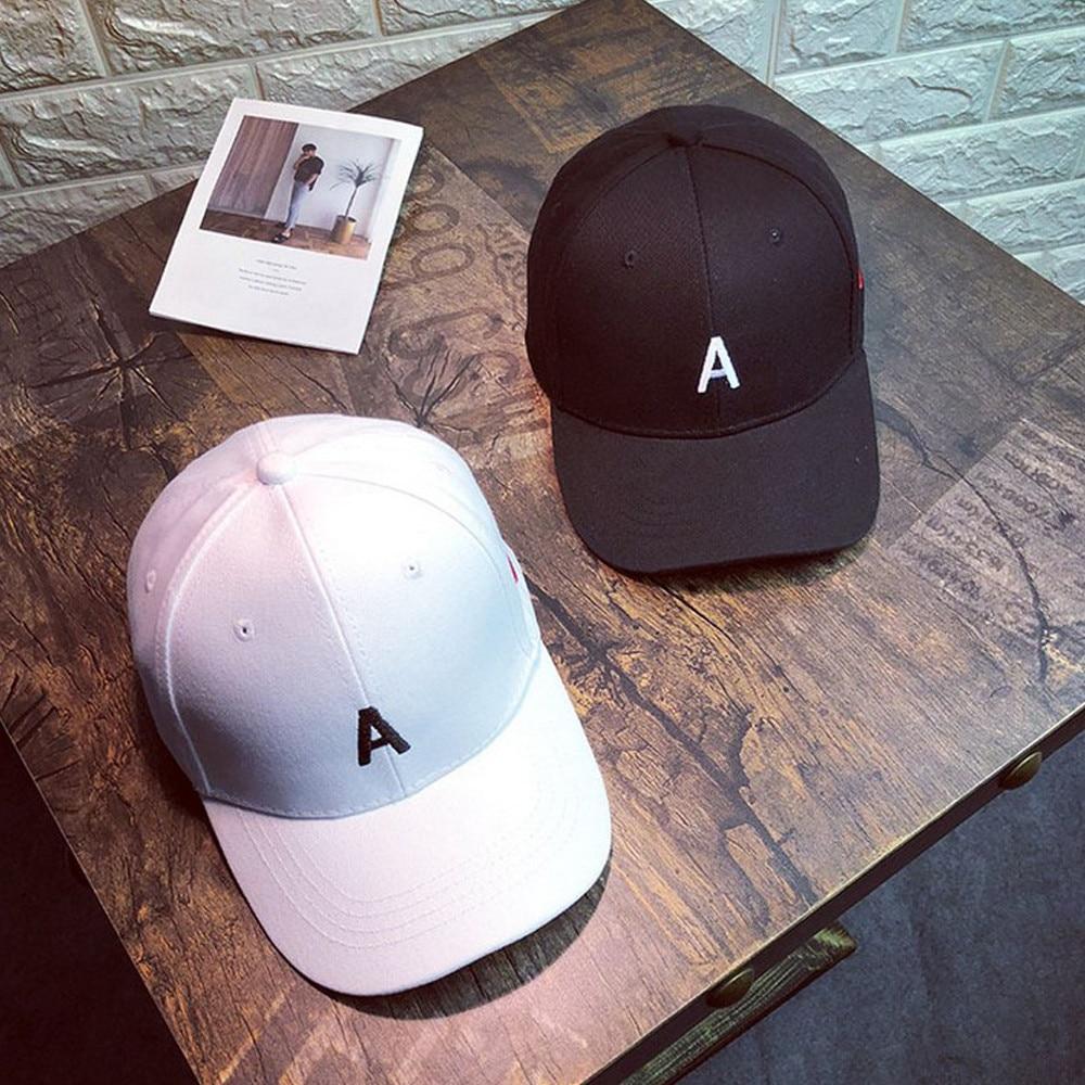 Boys Girls Embroidery Cotton Baseball Tennis Cap 2018 Outdoor Sunshade Adjustable Hip Hop Flat Hat Dropshipping 0824