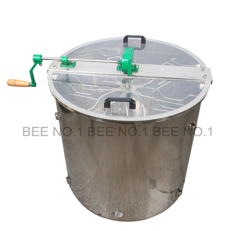 Power Tool Accessories Official Website Manual Honey Extractor 3 Frame Bee Extractor Stainless Steel Honey Spinner Hand & Power Tool Accessories