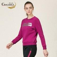 Crocosport otoño mujeres térmicos entrenamiento ejercicio suéteres Femme  Sport Hoodies Ladies Gym ropa superior para las mujeres. de2e375c78892