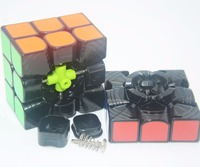 Qiyi Mofangge Magnetic Valk 3 3x3x3Black Or Stickerless 3layer Speed Cube Valk3 Cubo Magico Professional Funny