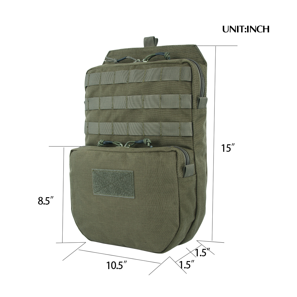 Equipment Week's Pouch SPANKER
