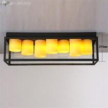 lámpara vela RETRO VINTAGE