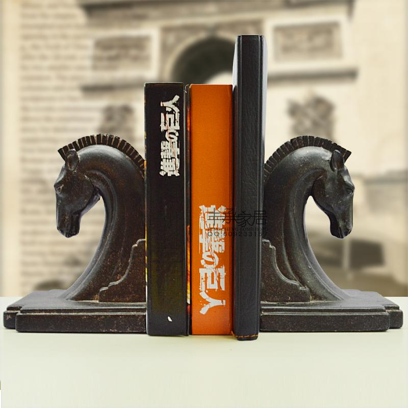 New arrival fashion antique classical nostalgic bookend rustic fashion bookend book end генератор инверторный patriot maxpower srge 4000i