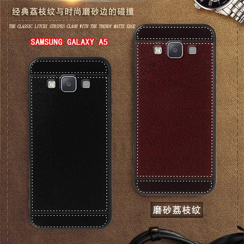 Cover for Samsung galaxy A5 Duos A5000 SM-A5000 Funda 5.0
