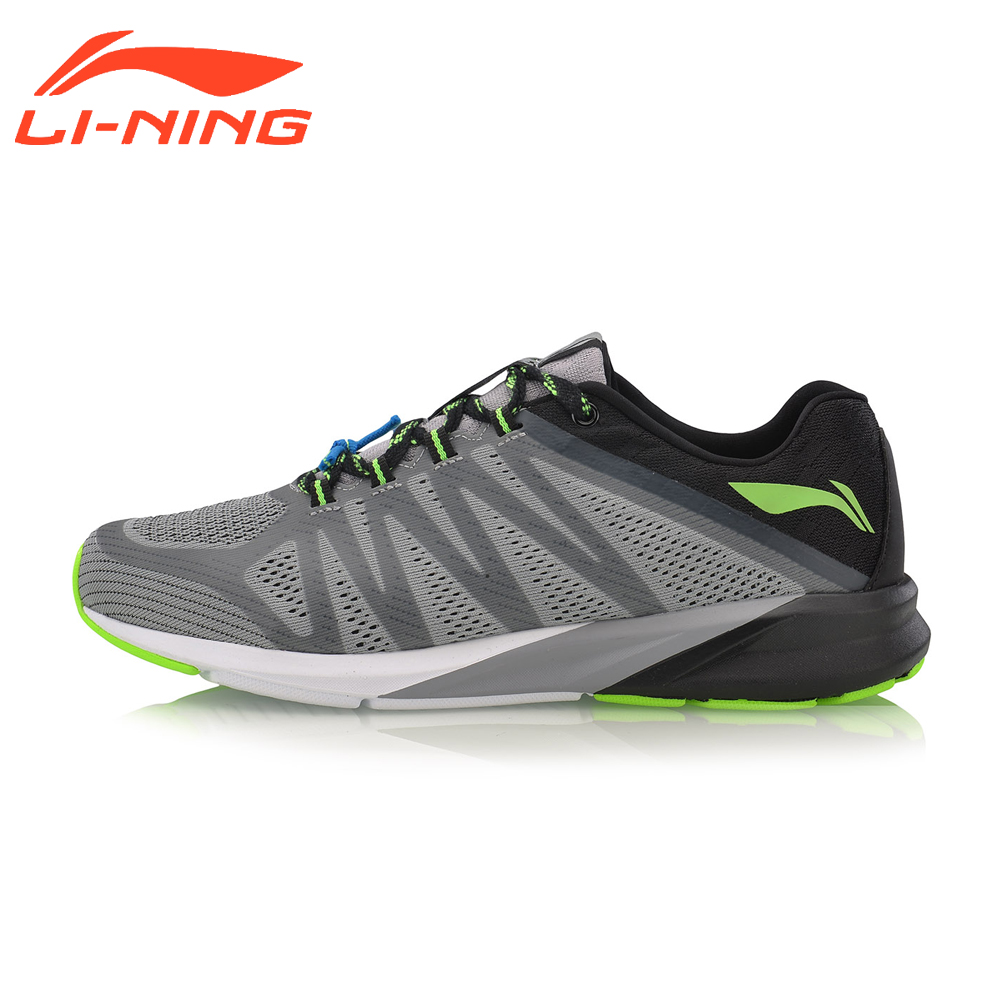 Li-Ning Brand Running Shoes Men Sports Sneakers Multicolor Cushion Stability LiNing Athletic Shoes ARHM011 2017 Spring New li ning men s smart running shoes furious rider tuff os stability sneakers probarloc lining sports shoes arhl043 xyp424