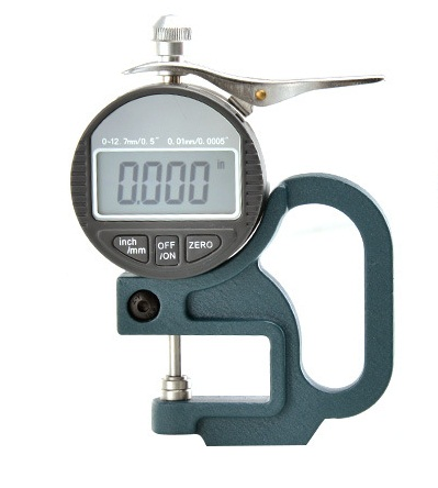 Digital Thickness Gauge 0-10x30mm/0.01mm For Hollow Pipe Or Circular Tube Caliper Gauge Measuring Tools