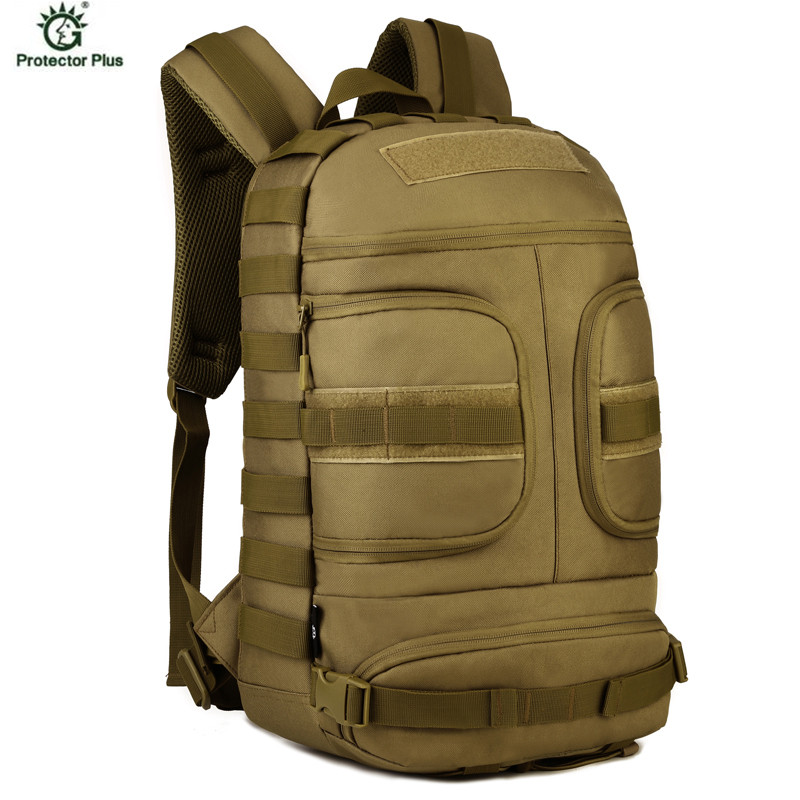 35L Waterproof Molle Backpacks Military Tactics Backpack High Quality Assault Nylon Travel Bag for Men Women Rucksack H86 zuoxiangru men women military tactics backpack women waterproof bag rucksacks backpacks army bag