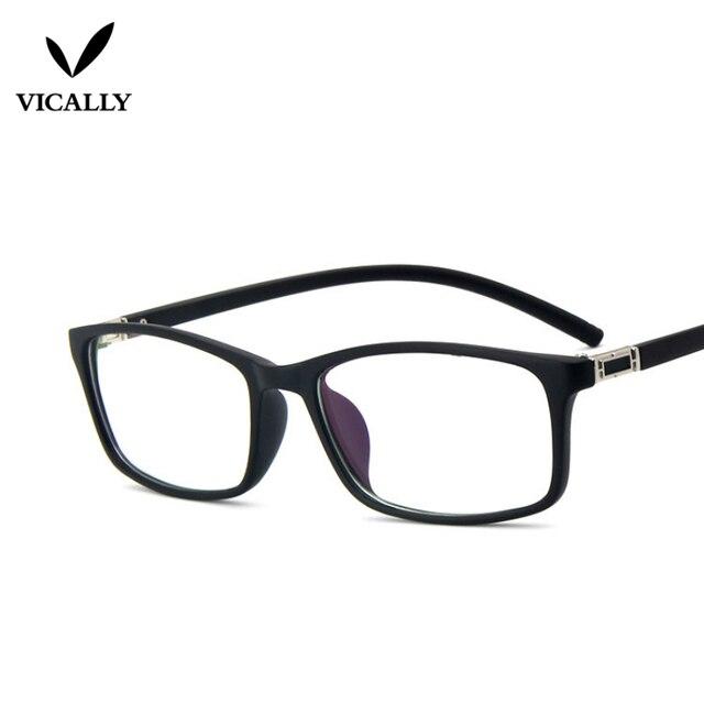 6d6af69193f Fashion Eyeglasses Men Women Glasses Frames Computer Coating Anti UV  Eyewear Prescription Myopia Spectacle Frame oculos