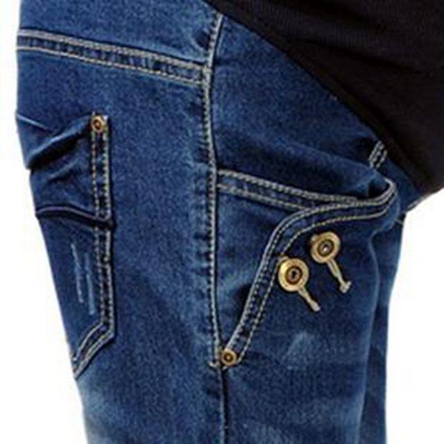 M-3XL Plus Size Maternity Jeans Pants for Pregnant Women Jeans Skinny Denim Pregnancy Clothes Pregnant Clothing Maternity Pants