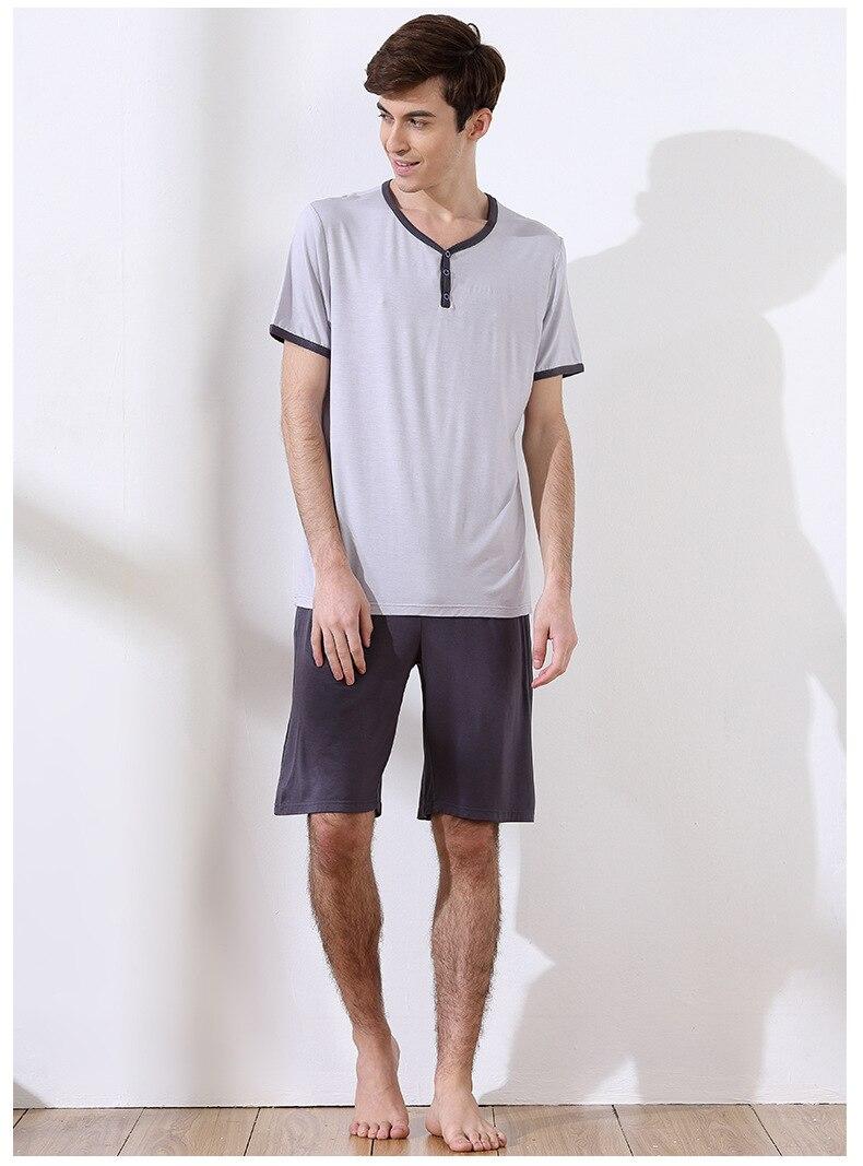 Conjuntos de pijama masculino