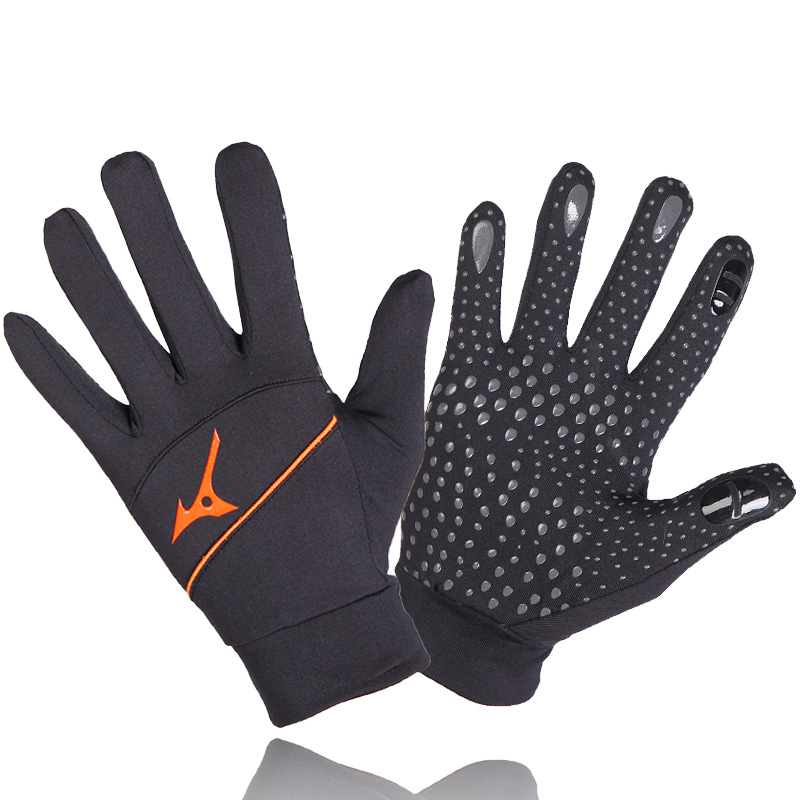 Fishing Gloves Full Finger Gel Touch Screen Breathable Bike Gloves Summe Sun Protection Outdoor Climbing Bicycle Antiskid Glove