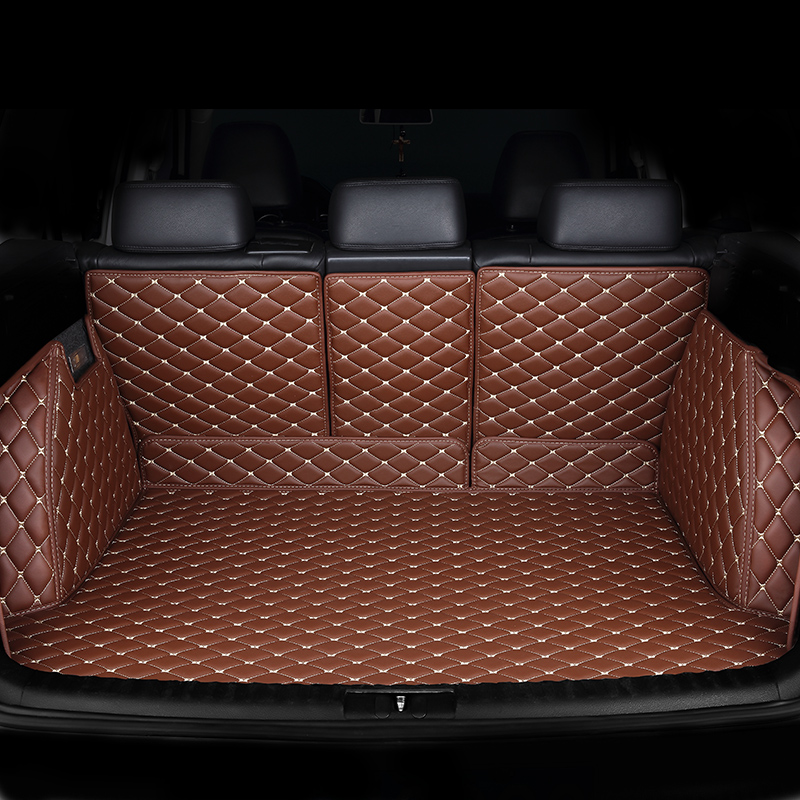 Custom Car Trunk Mats For Volvo All Models XC60 V90 XC70 XC90 Car Styling Auto Accessories